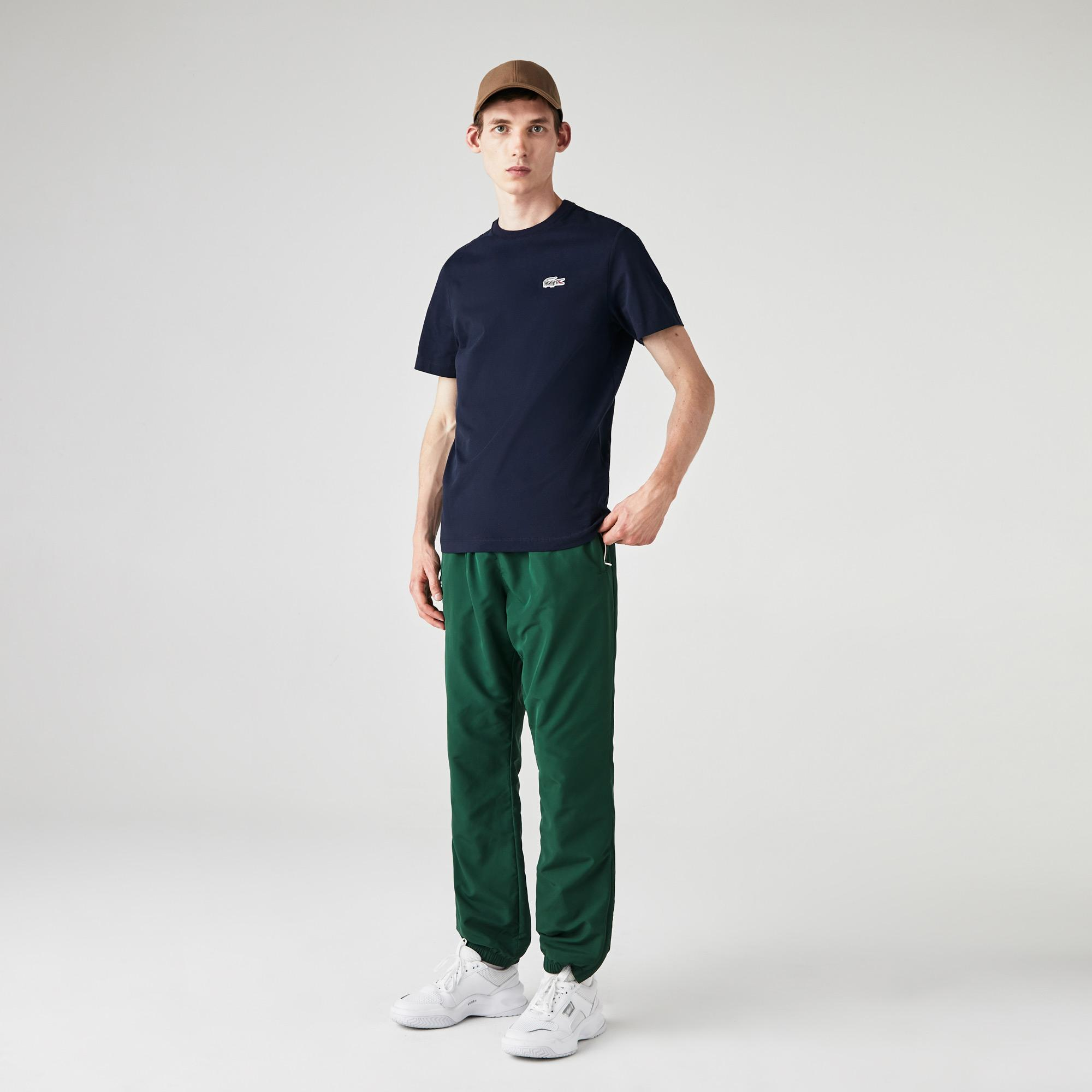Lacoste Men's x National Geographic Organic Cotton T-shirt