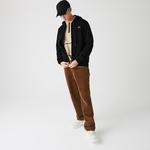 Lacoste Men's SPORT Hooded Lightweight Bi-material Sweatshirt