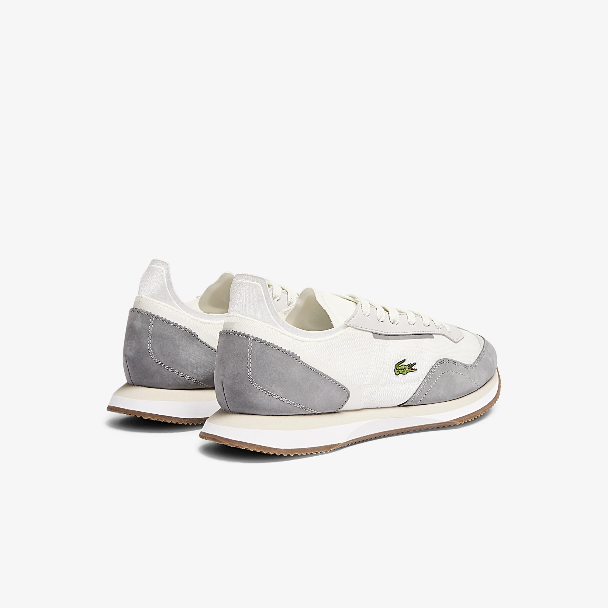Lacoste Men's Match Break Textile Trainers