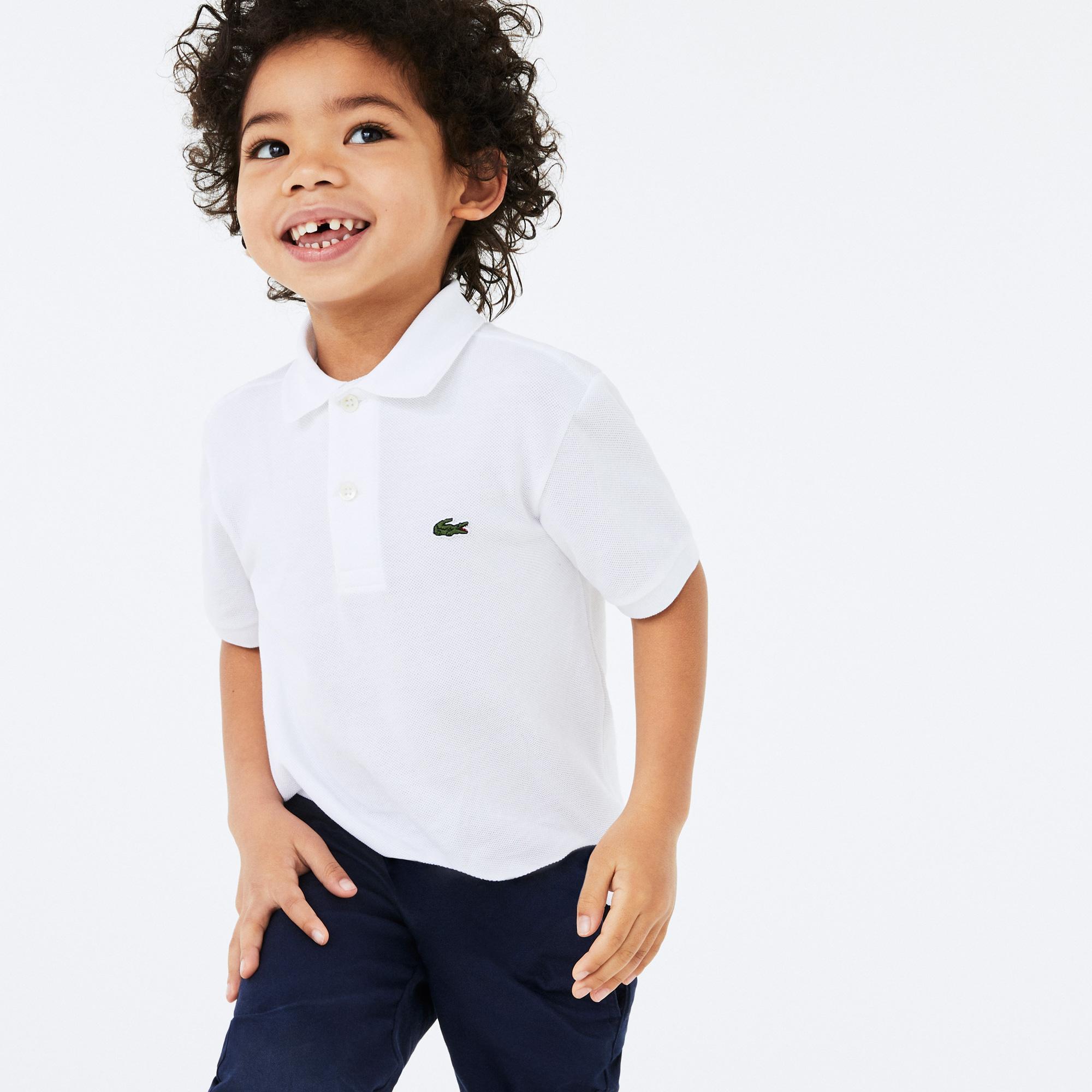 Lacoste Kids' Petit Piqué Polo