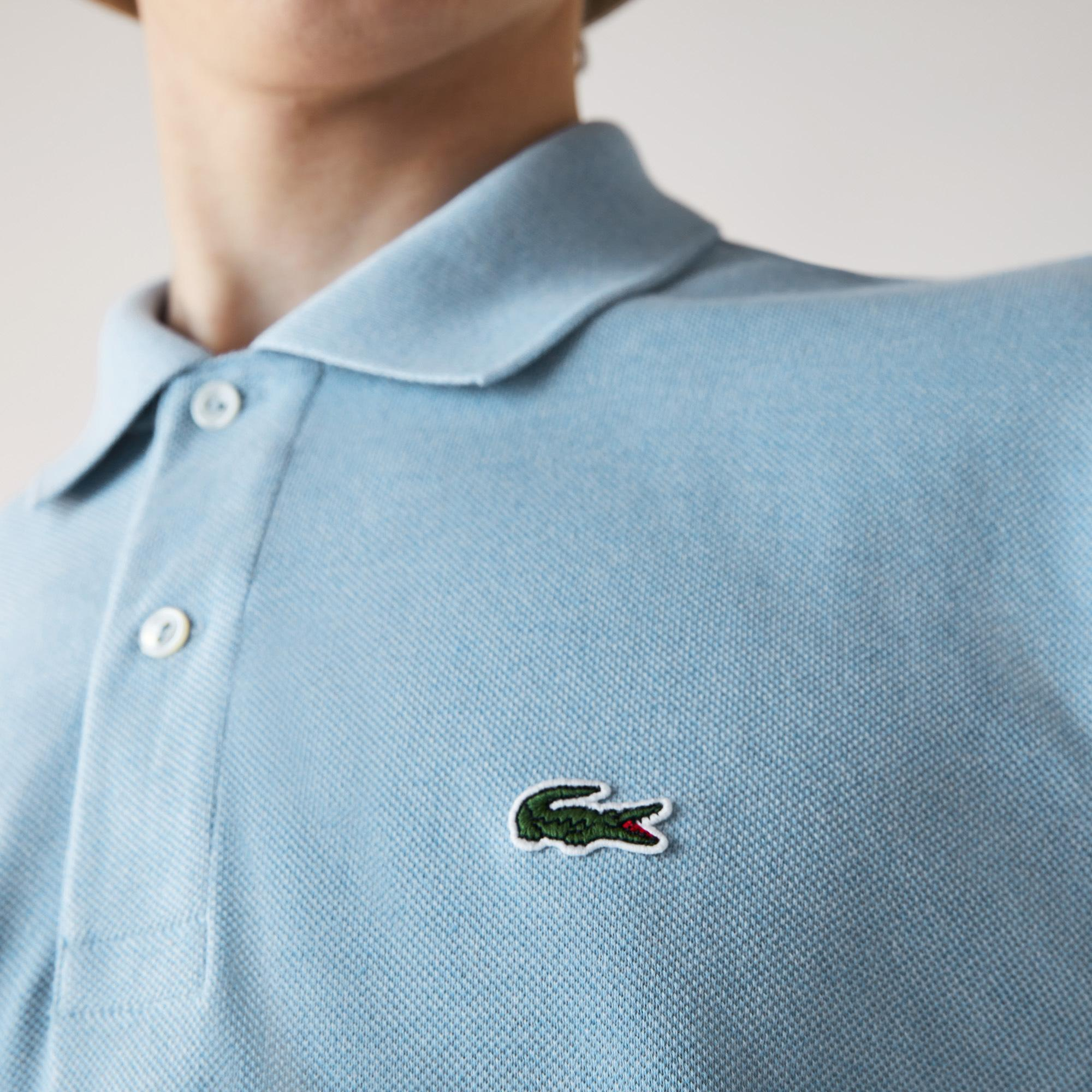 Lacoste Marl Classic Fit L.12.64 Polo Shirt