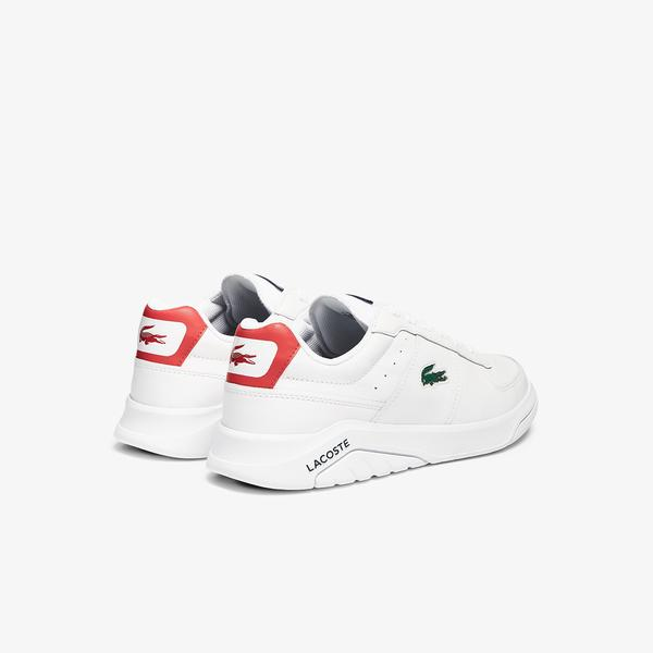 Lacoste Men's Game Advance Leather Trainers