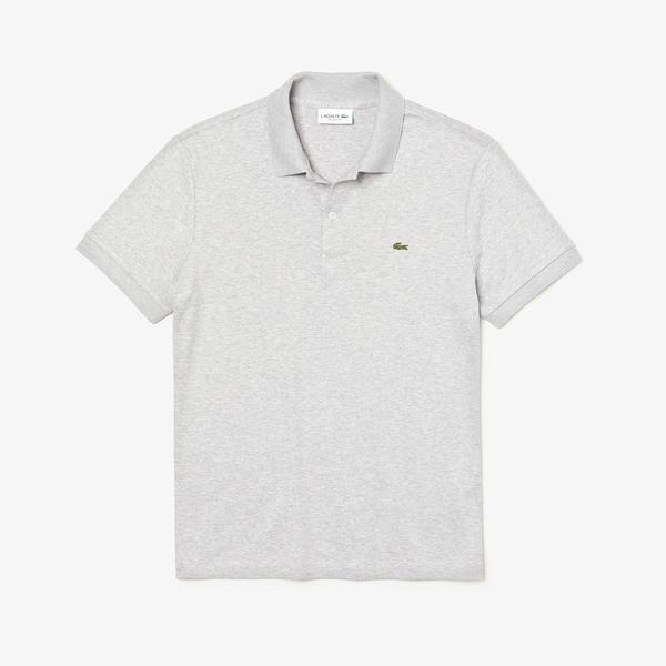 Lacoste Men's Regular Fit Pima Cotton Polo