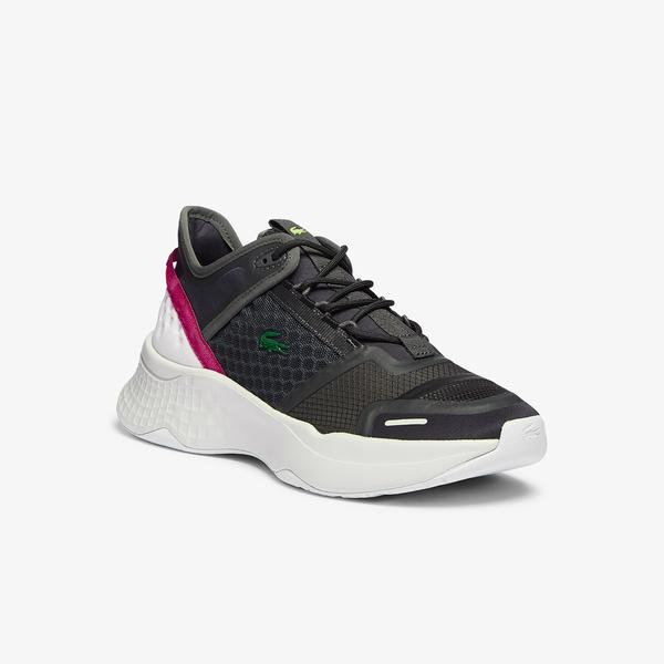 Lacoste Women's Court-Drıve Vntge07211Sfa Shoes