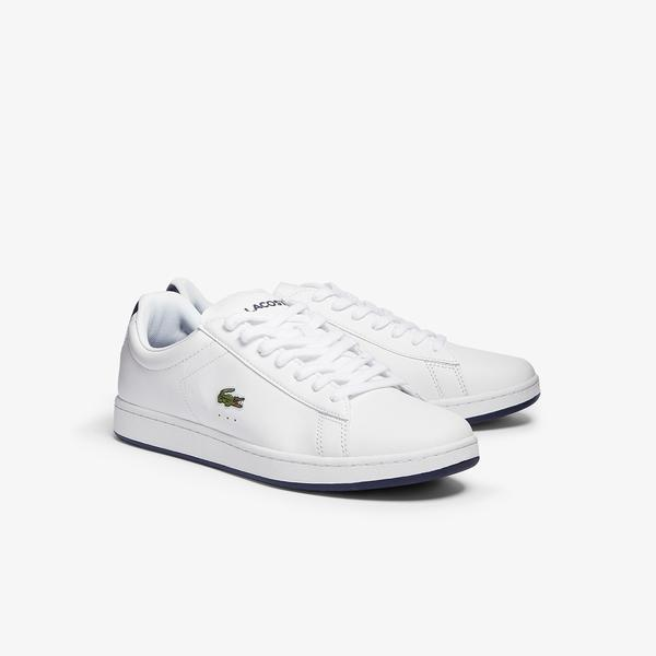 Lacoste Men's Carnaby Evo Leather Trainers