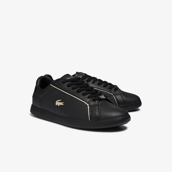 Lacoste Graduate 0721 1 Sfa Kadın Siyah Sneaker