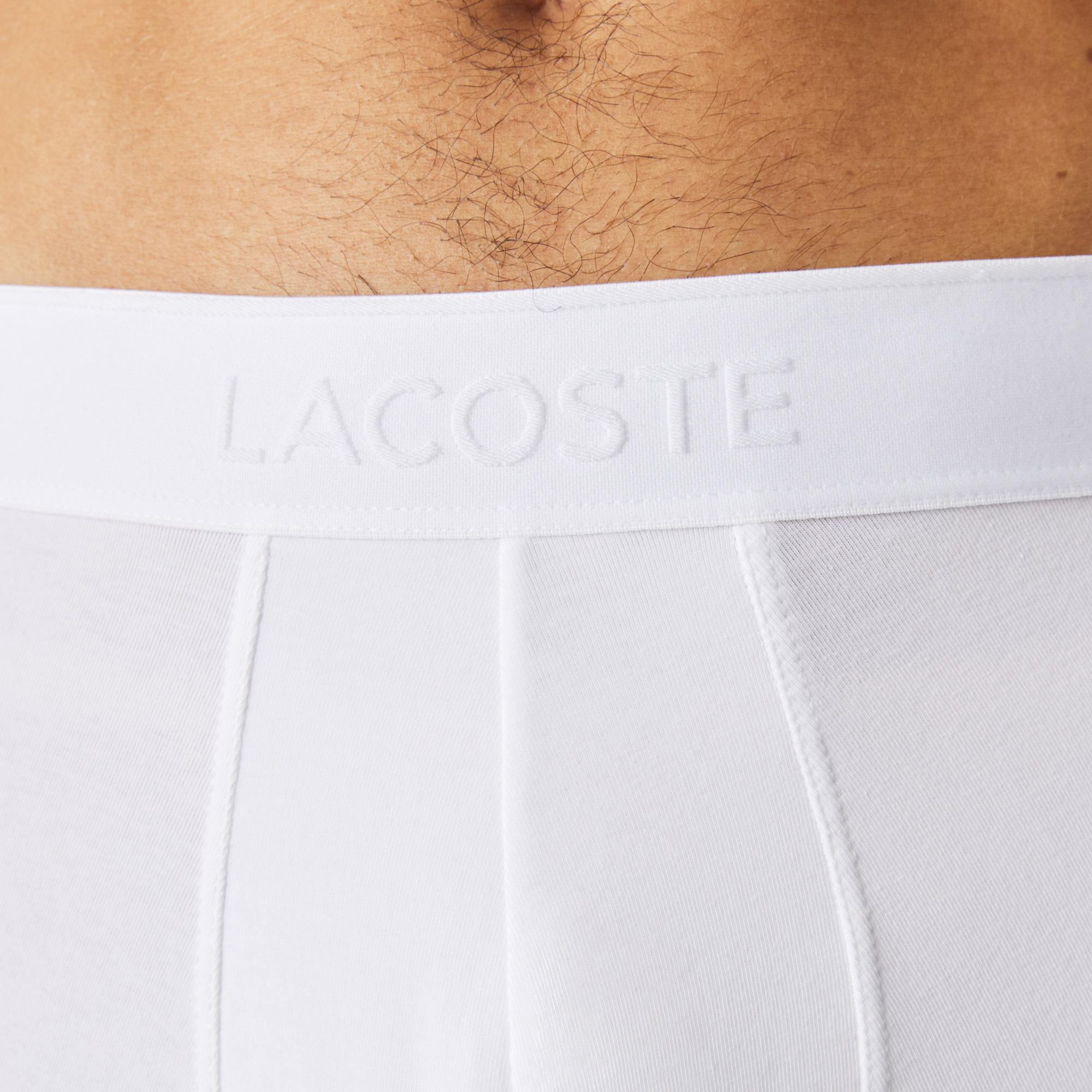 Lacoste x Polaroid Men's Stretch Cotton Trunk