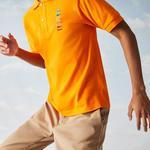 Lacoste x Polaroid Men's Coloured Crocodiles Classic Fit Polo Shirt