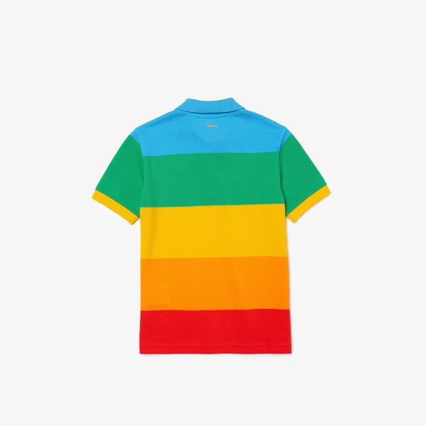 Lacoste Boys' Short Sleeve Polo