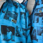 Lacoste L!VE x Polaroid Collaboration Unisex Zip Jacket