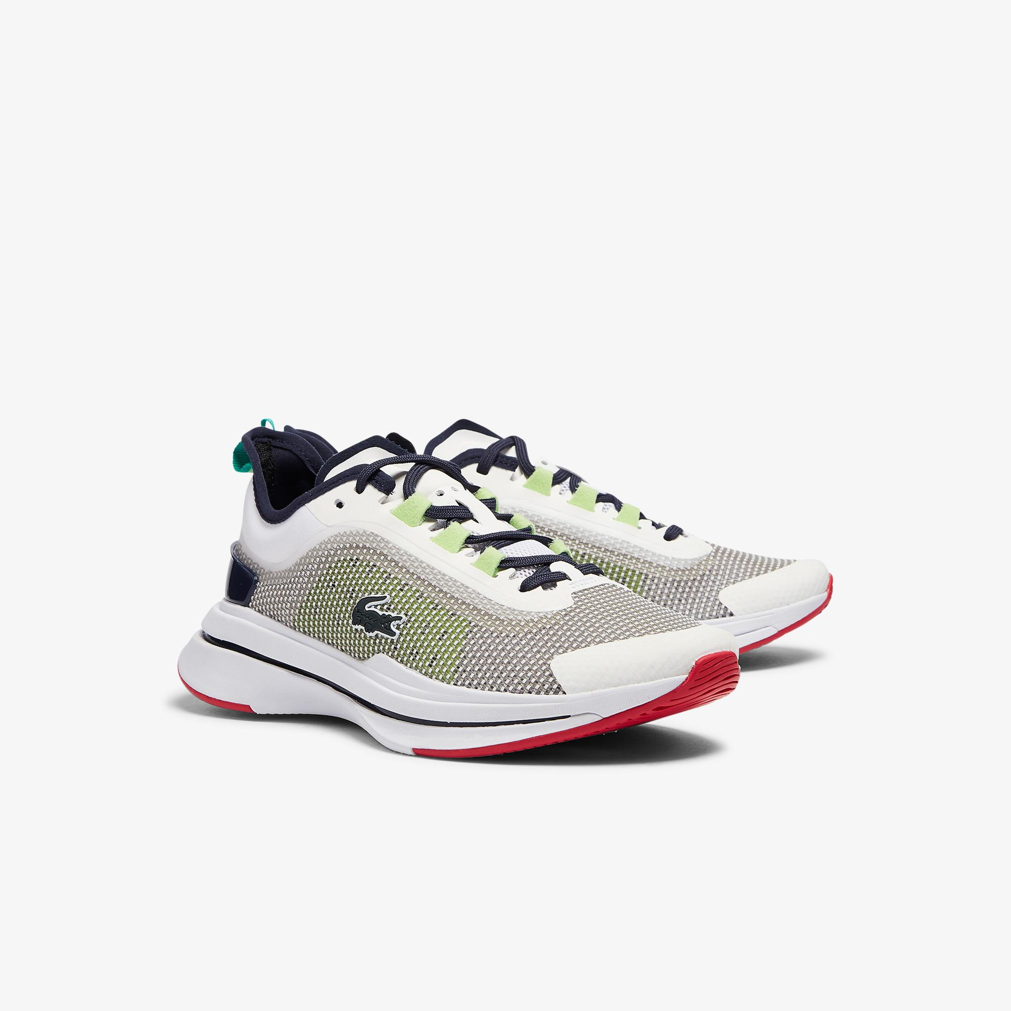 Lacoste Women's Run Spin Ultra Textile Trainers