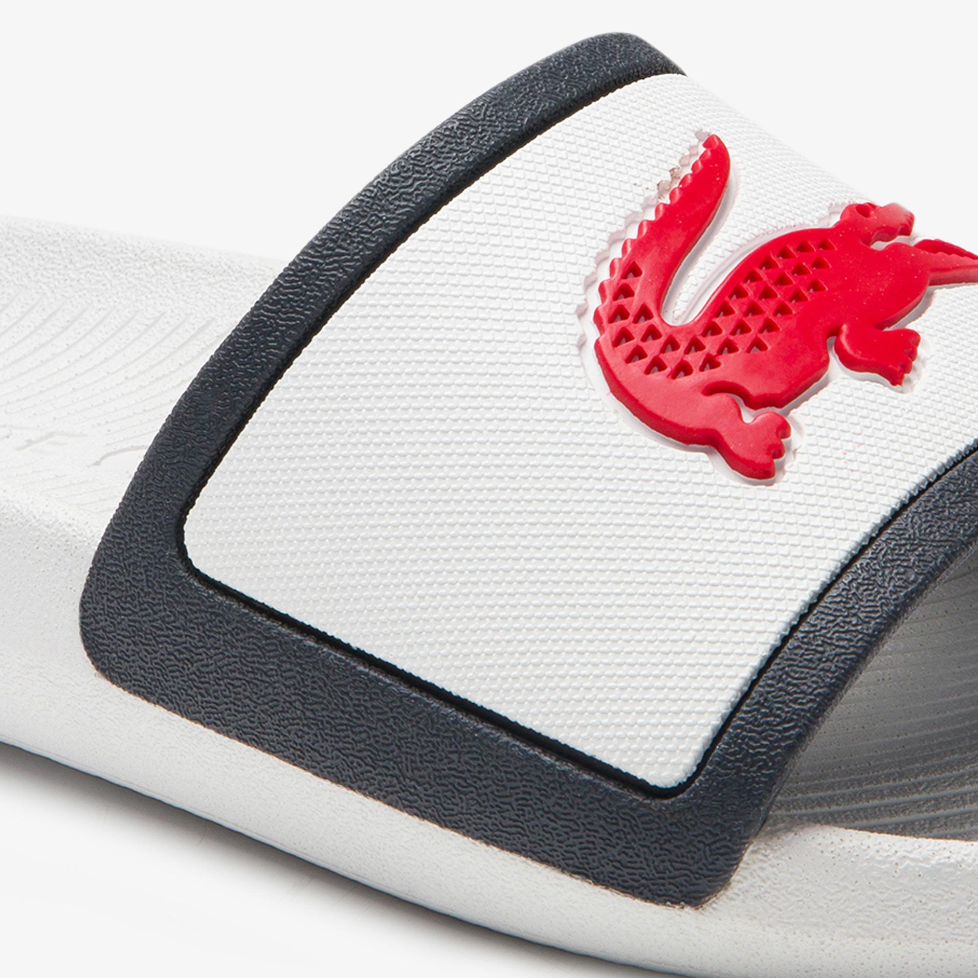 Lacoste Women's Croco Slıde Trı 3 Cfa Shoes