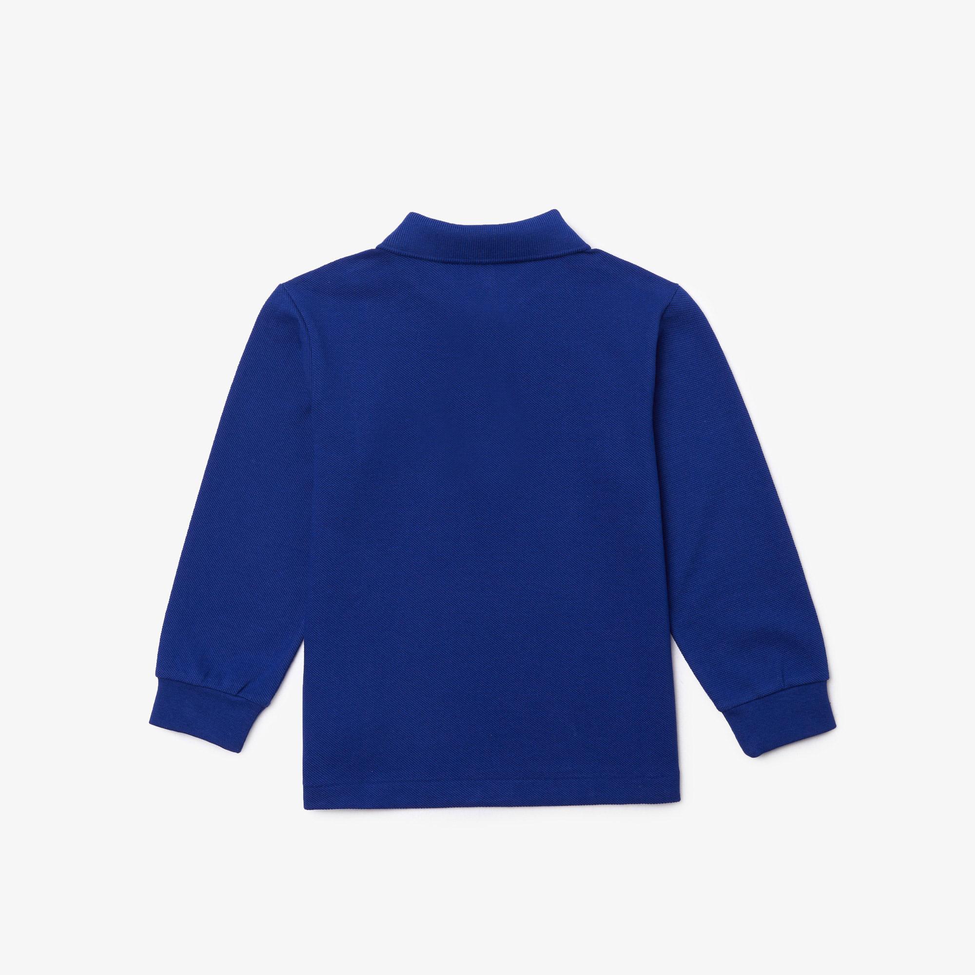 Lacoste Kids' Regular Fit Petit Piqué Polo Shirt