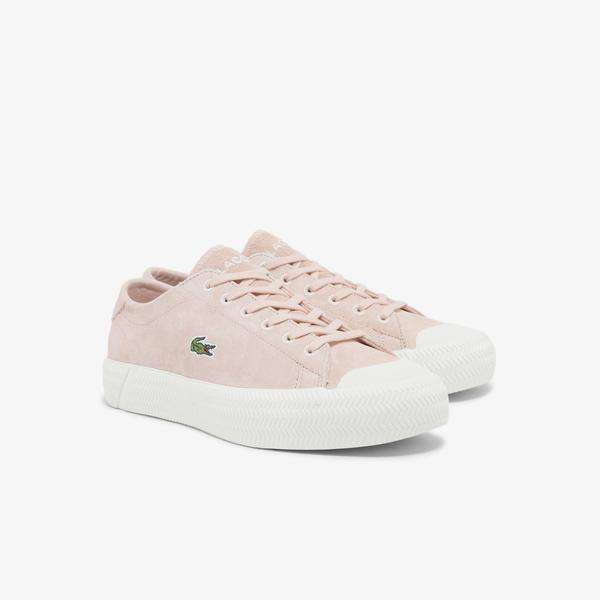 Lacoste Women's Gripshot Leather Sneakers