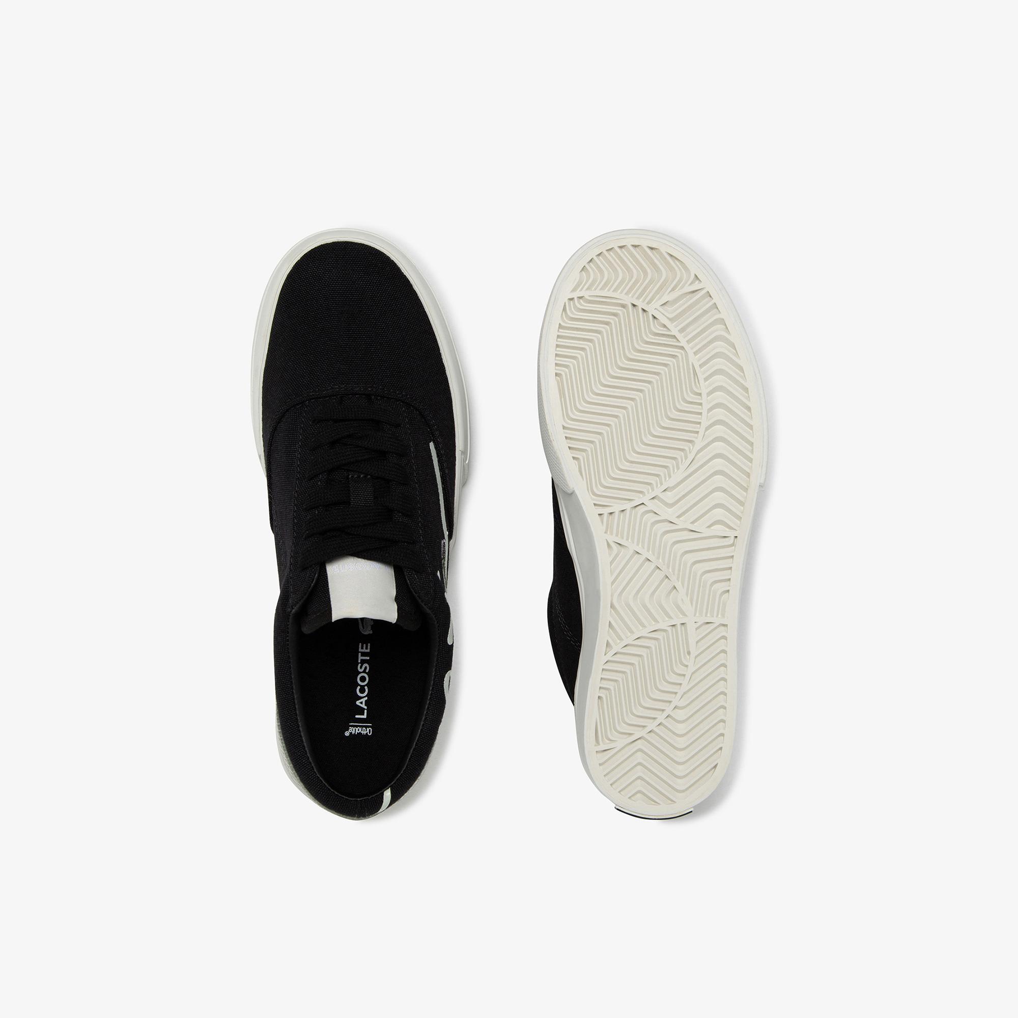 Lacoste Women's Jump Serve Lace Canvas Sneakers