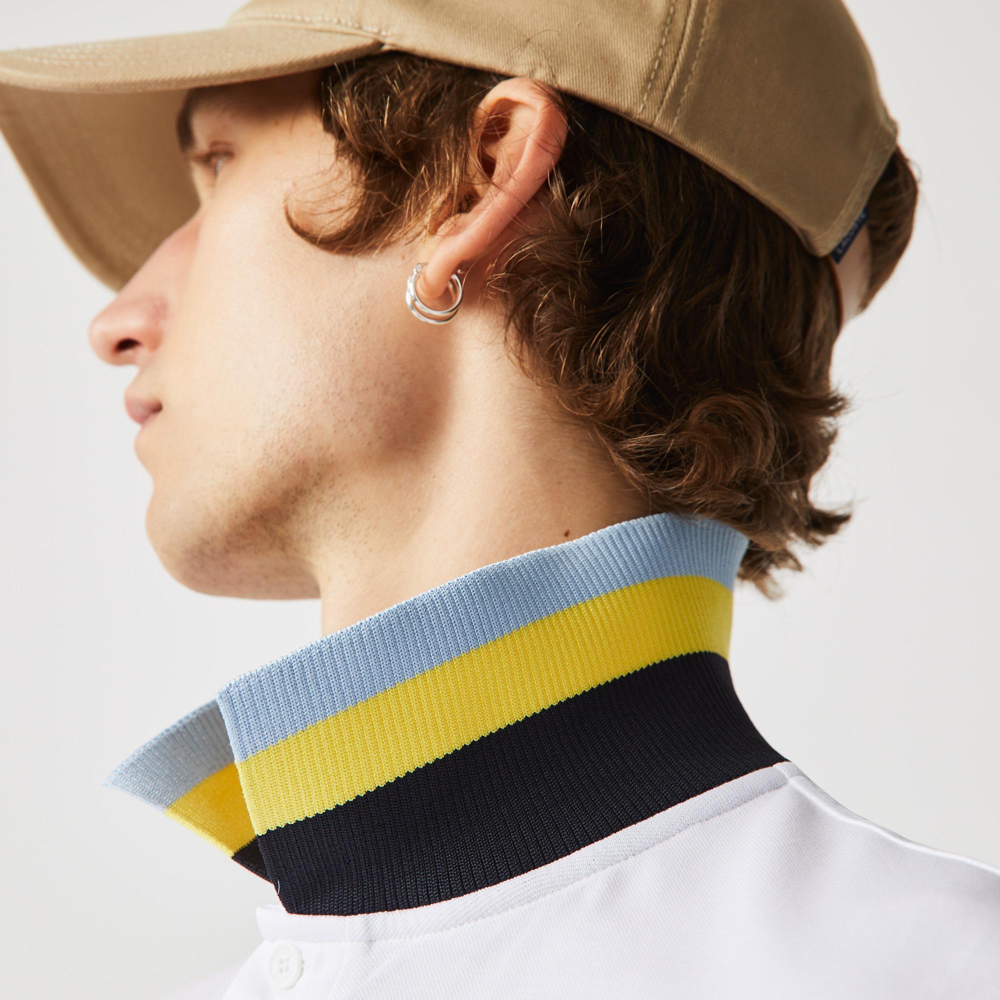 Men's Lacoste Slim Fit Light Breathable Piqué Polo